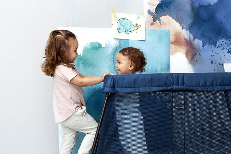 BabyBjörn Light Baleine Bleu avis