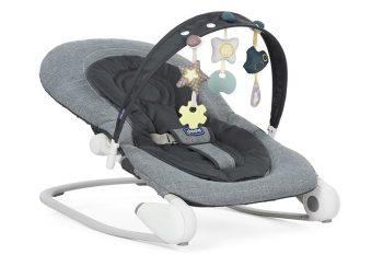 Chicco Hoopla Transat Dark Grey transat bébé