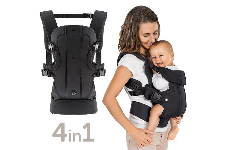 c83adc3e711 Fillikid Multiposition 4 en 1   pourquoi choisir ce porte-bébé plutôt qu un