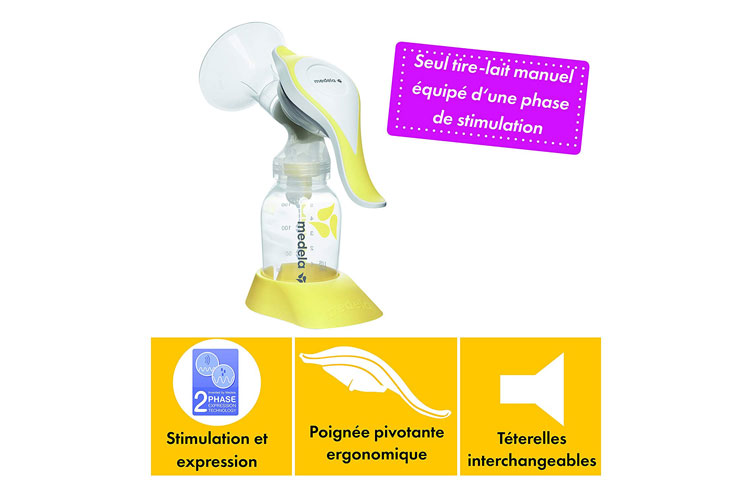 Medela Harmony Pump & Feed Set test