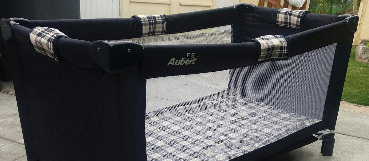 test lit parapluie