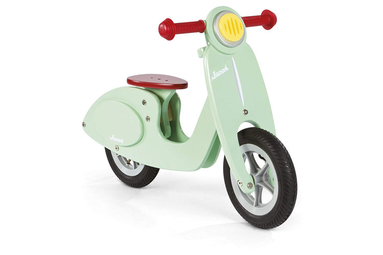 Janod - J03243 Scooter Mint draisienne