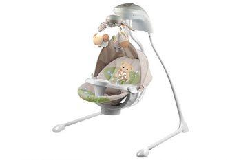 Bébé2Luxe Lilou Diamond balancelle bébé
