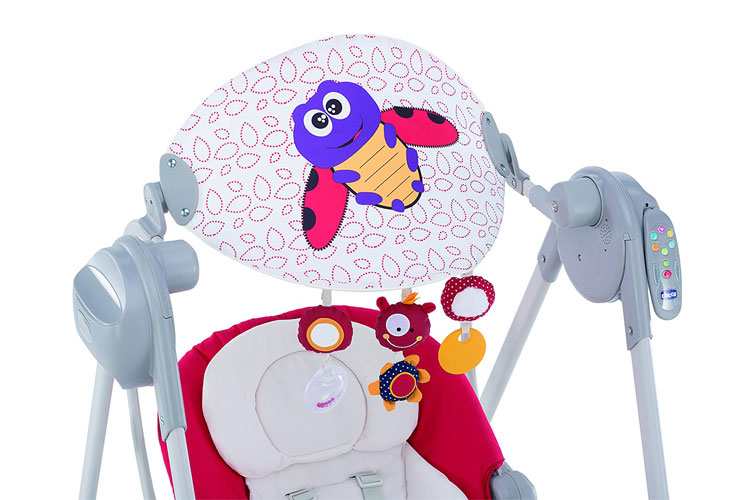 Chicco - Polly Swing Up avis