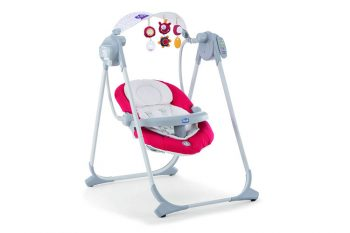 Chicco - Polly Swing Up balancelle bébé