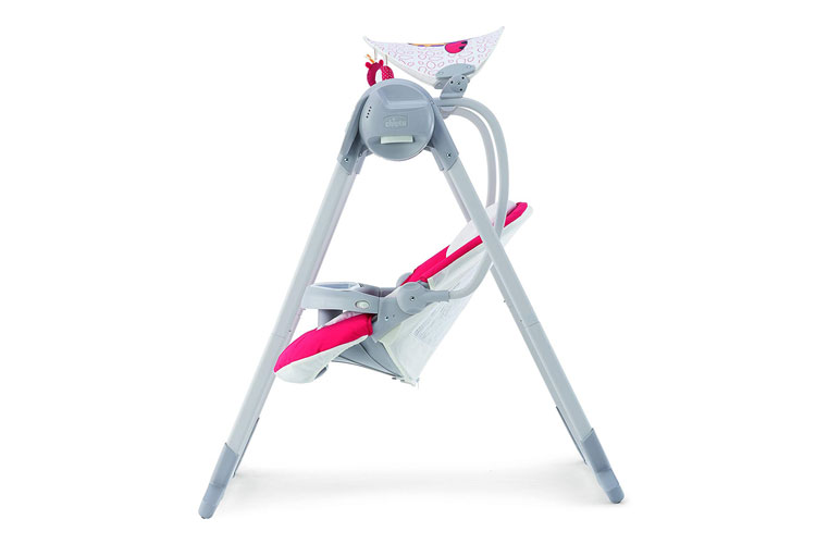 Chicco - Polly Swing Up test