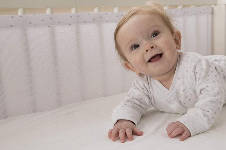 PurFlo Purair tour de lit pour bébé
