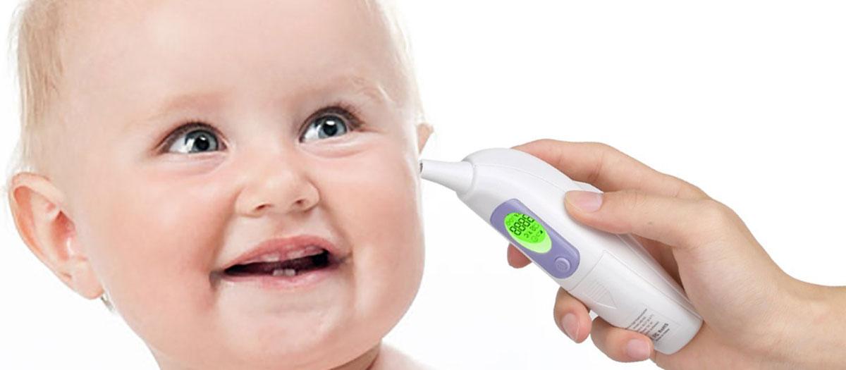 avis thermomètre pour bébé