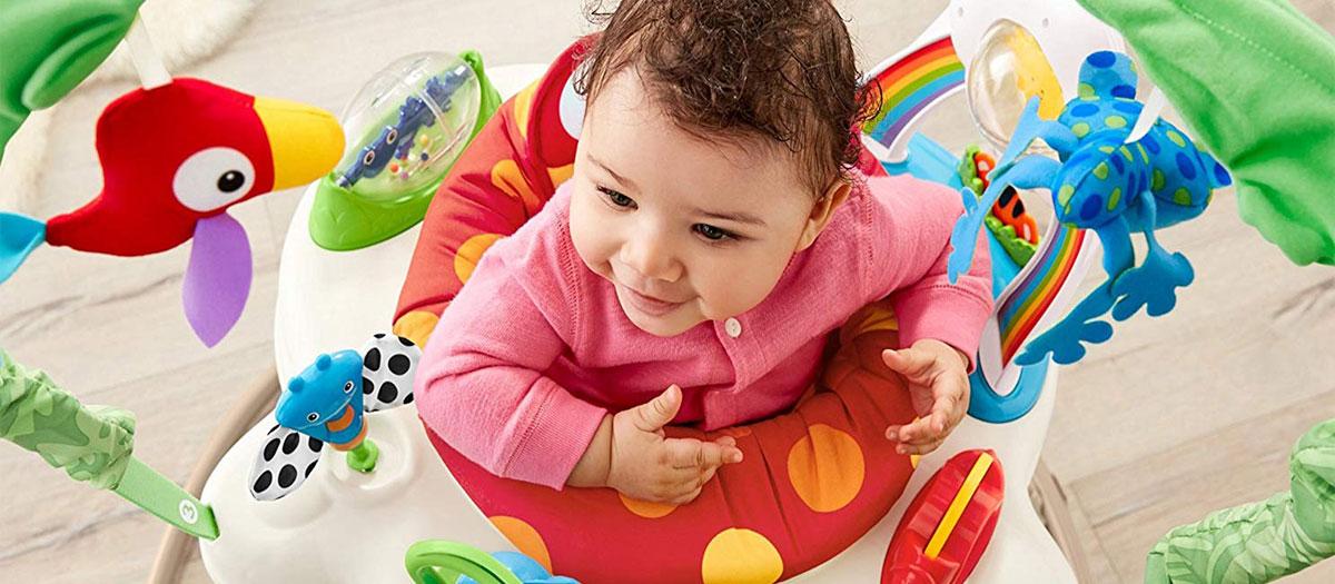 avis trotteur bébé