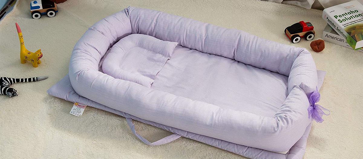 meilleur réducteur de lit pour bébé