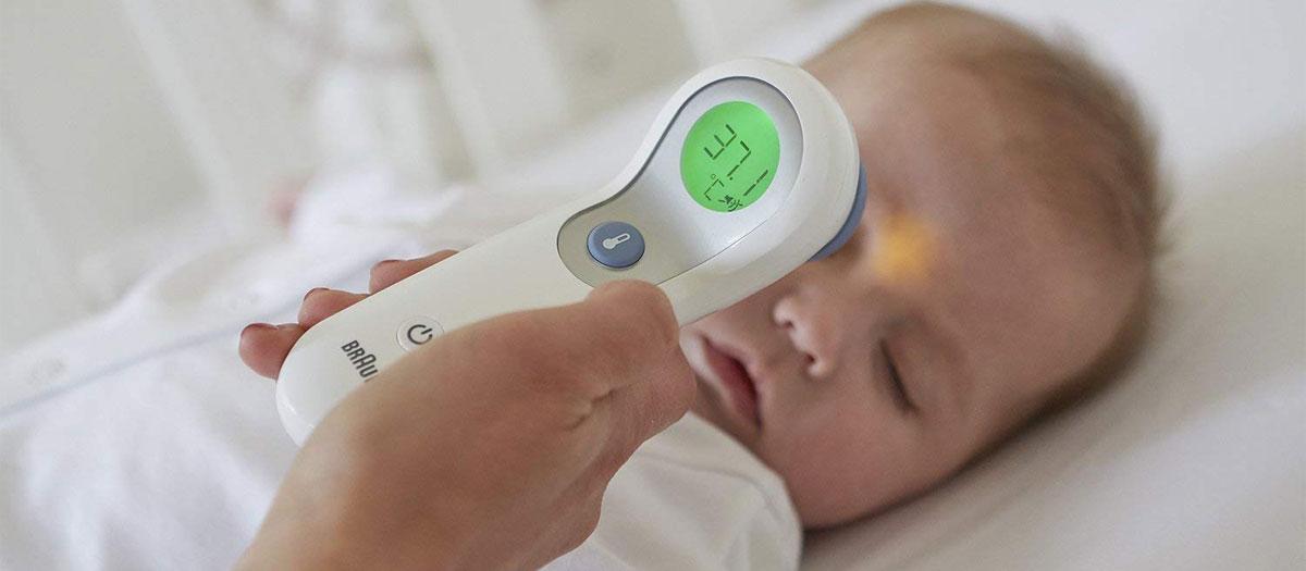 prix thermomètre pour bébé