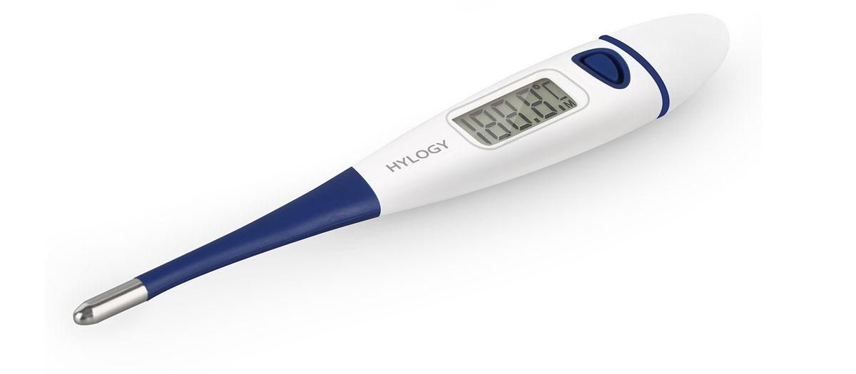 test thermomètre pour bébé