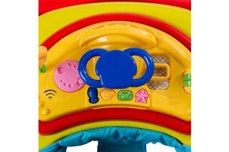 Hauck Player Multicolore test