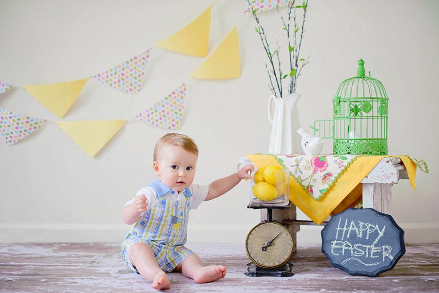 5 produits naturels pour bébé