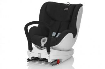 Britax Römer Dualfix : un siège auto pivotant de haute qualité pour votre enfant
