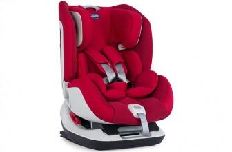 Chicco – 04079828700000 – Seat-Up : un siège auto pivotant utilisable jusqu'à 7 ans
