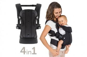 Fillikid Multiposition 4 en 1 : pourquoi choisir ce porte-bébé plutôt qu'un autre?