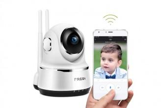Fredi 720P : le babyphone idéal répondant aux attentes des parents