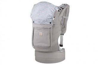 GAGAKU Ergonomique gris : pourquoi préférer ce porte-bébé?