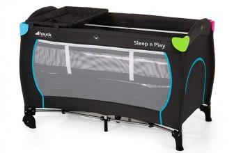 Hauck Sleep'n Play Center : le lit parapluie idéal pour le bien-être complet de votre bébé