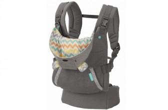 Infantino Cuddle Up : quels avantages en achetant ce porte-bébé?