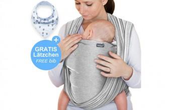 Makimaja écharpe de portage : est-ce que ce porte-bébé convient à votre enfant?