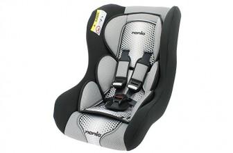 Mycarsit gris : test et avis de la rédaction sur ce siège auto classique